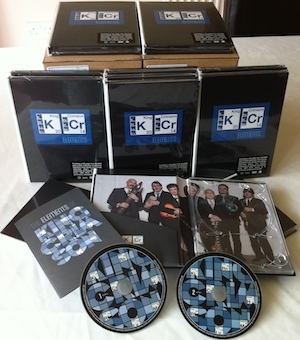 King Crimson - The Elements - 2014 Tour Box