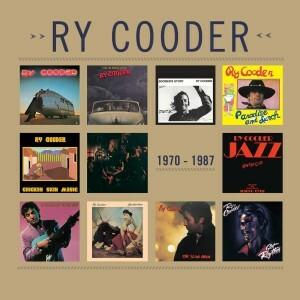 Ry Cooder - 1970-1987 - 11 cd box