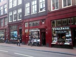 10 Concerto - Utrechtsestraat