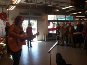 13 140516 Opening in C1000 Sprengenpark - Maud Wilms