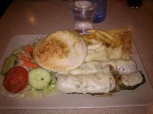 64 b dinner