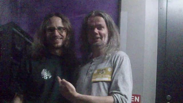Jon Davison & bazbo