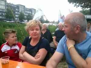 04 140629 Drakenbootfestival - Cas Marieke Boudewijn