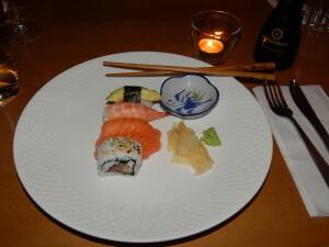 437 b starter - sushi