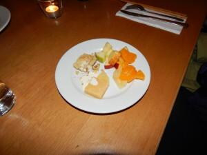 442 b desert - rubarb + lemon cake