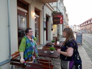 153 E Jessica at Gunnars bar