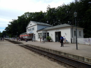 203 Heiligendamm station