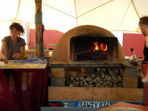 295 pizza oven