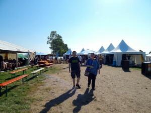 386 festival area