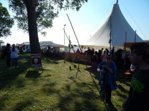 389 festival area