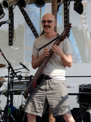 638 Stick Men - Tony Levin