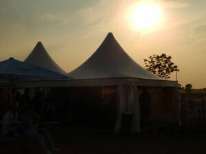 743 festival area