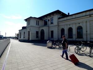 876 Bad Doberan station