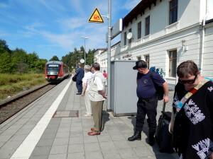 880 Bad Doberan station