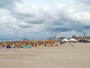 028 Scheveningen strand