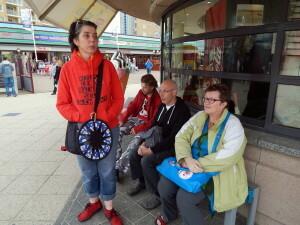068 Scheveningen boulevard - Jolande Luuk Arie E