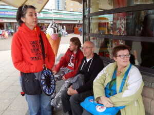 069 Scheveningen boulevard - Jolande Luuk Arie E