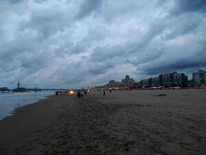076 Scheveningen strand