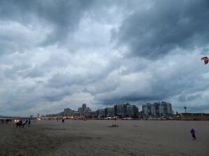 077 Scheveningen strand
