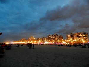 081 Scheveningen strand