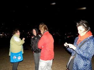 097 E Arie Luuk Jolande - Scheveningen strand