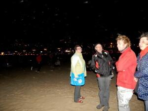 098 E Arie Luuk Jolande - Scheveningen strand