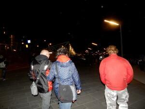 099 Arie Jolande Luuk - Scheveningen boulevard