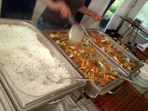 20 curry met rijst