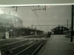 03 foto van het station in de jaren zeventig