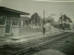 04 foto van het bewijs - de Brinklaan kruiste het spoor