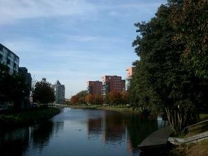 040 141018 langs het kanaal