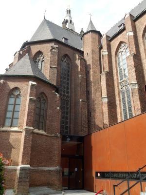 050 Sint Christoffel kathedraal