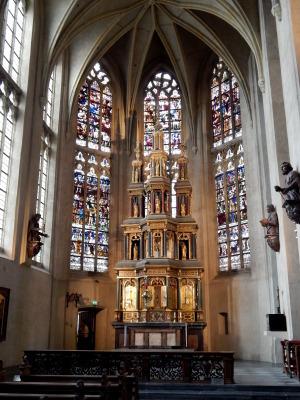 055 Sint Christoffel kathedraal