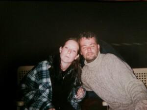 Sharleena & b - Zappanale 2001