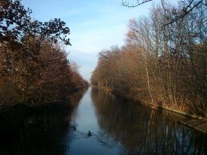 022 141122 langs het kanaal