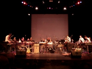 022 KNA percussion ensemble