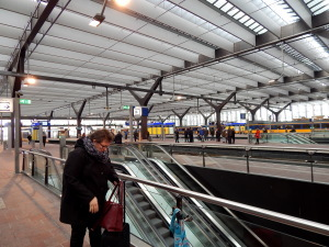 001 141229  Dag 1 - station Rotterdam