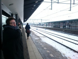 03 station Apeldoorn