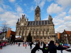 109 Middelburg - Stadhuis