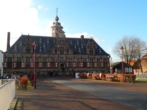 110 Middelburg - Kloveniersdoelen