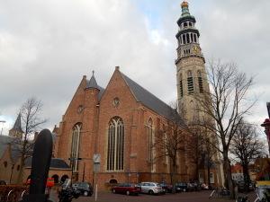 116 Middelburg - Abdijcomplex met Nieuwe Kerk en Lange Jan