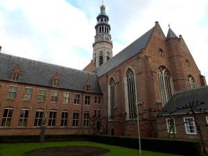 117 Middelburg - Nieuwe Kerk met Lange Jan