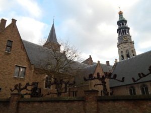 119 Middelburg - Abdijcomplex met Lange Jan