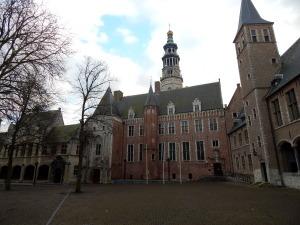 120 Middelburg - Abdijcomplex