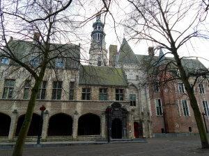 123 Middelburg - Abdijcomplex