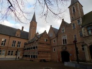 124 Middelburg - Abdijcomplex