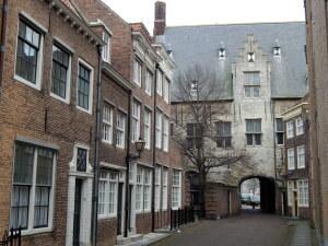 126 Middelburg - Korte Giststraat en Gistpoort