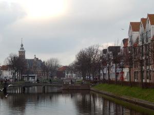 128 Middelburg - Binnengracht en Kloveniersdoelen