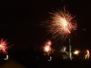 137 nieuwjaarsvuurwerk