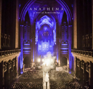 Anathema - A Sort Of Homecoming (2cd+dvd box)